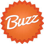buzz badge and image